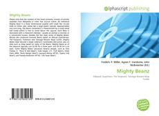 Buchcover von Mighty Beanz