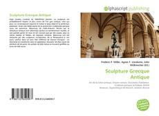 Copertina di Sculpture Grecque Antique