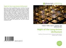 Bookcover of Night of the Long Knives (Arthurian)