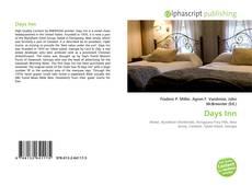 Bookcover of Days Inn