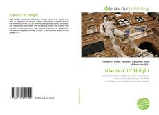Buchcover von Irlams o' th' Height