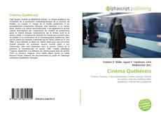 Couverture de Cinéma Québécois