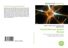 Bookcover of Central Nervous System Disease
