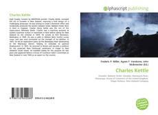 Buchcover von Charles Kettle