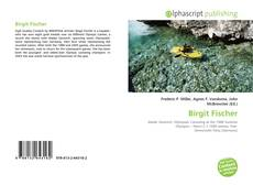 Borítókép a  Birgit Fischer - hoz