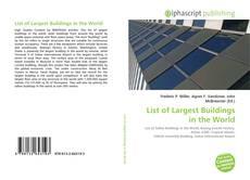 Capa do livro de List of Largest Buildings in the World