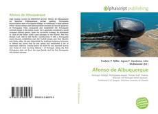 Capa do livro de Afonso de Albuquerque