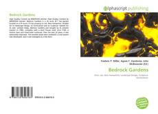 Bookcover of Bedrock Gardens
