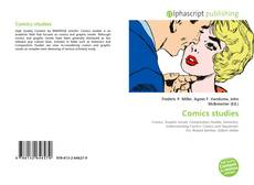 Bookcover of Comics studies