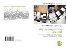 Capa do livro de Mercury (Programming Language)