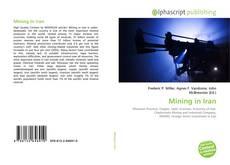 Borítókép a  Mining in Iran - hoz