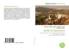 Bookcover of Battle of Cynossema
