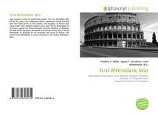 Couverture de First Mithridatic War