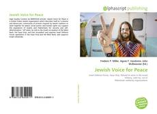 Couverture de Jewish Voice for Peace