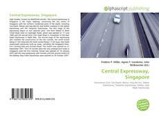Portada del libro de Central Expressway, Singapore