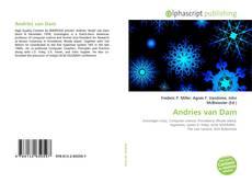 Andries van Dam的封面