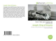 Portada del libro de Joseph: King of Dreams