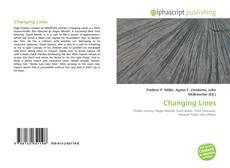 Copertina di Changing Lines