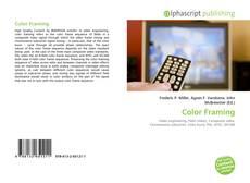 Обложка Color Framing