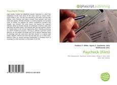 Paycheck (Film) kitap kapağı