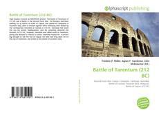 Borítókép a  Battle of Tarentum (212 BC) - hoz
