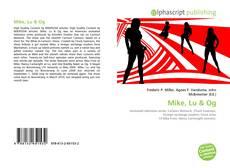 Copertina di Mike, Lu