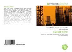 Copertina di Extract (Film)