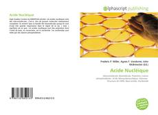 Portada del libro de Acide Nucléique