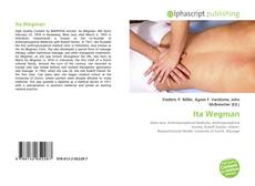 Ita Wegman kitap kapağı