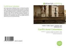 Conflit Armé Colombien kitap kapağı