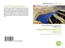 Heavy Mineral Sands Ore Deposits的封面