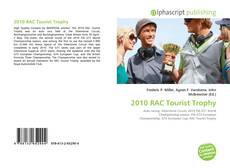Обложка 2010 RAC Tourist Trophy