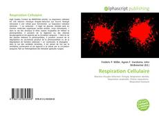 Bookcover of Respiration Cellulaire