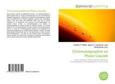 Couverture de Chromatographie en Phase Liquide