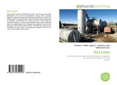 Bookcover of Gas Laws