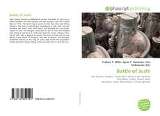 Bookcover of Battle of Jushi