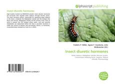 Bookcover of Insect diuretic hormones