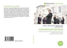 Обложка Internationale Socialiste
