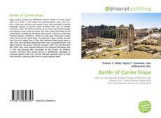 Copertina di Battle of Canhe Slope