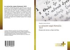 Bookcover of La salvación según Romanos 10,9