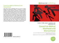 Обложка Council on Biblical Manhood and Womanhood