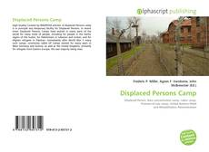 Bookcover of Displaced Persons Camp