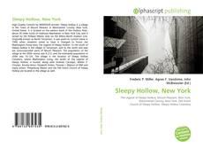 Sleepy Hollow, New York的封面