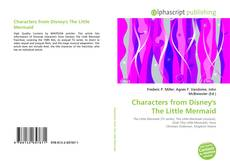 Buchcover von Characters from Disney's The Little Mermaid