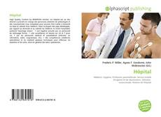 Bookcover of Hôpital