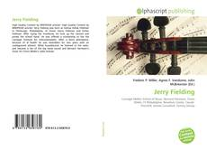 Bookcover of Jerry Fielding