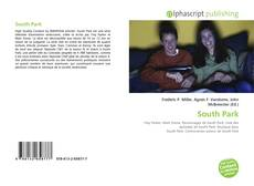 Bookcover of South Park