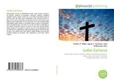 Copertina di Judas Cyriacus