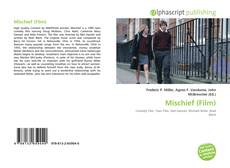 Portada del libro de Mischief (Film)