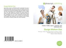 Bookcover of Durga Mohan Das